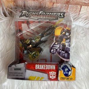 Hasbro Transformers Cybertron Scout Brakedown